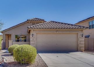 Pre Foreclosure in Casa Grande 85122 E JULIUS ST - Property ID: 1475977793