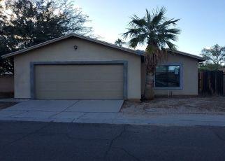 Pre Foreclosure in Tucson 85705 N WOODSIDE DR - Property ID: 1476002308