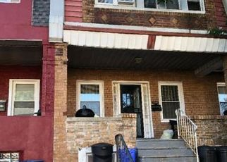 Pre Foreclosure in Philadelphia 19138 N 20TH ST - Property ID: 1476039991