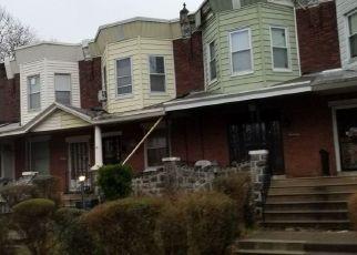 Pre Foreclosure in Philadelphia 19139 WALNUT ST - Property ID: 1476045674