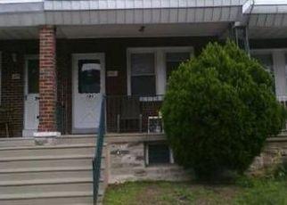 Pre Foreclosure in Philadelphia 19120 W CHAMPLOST ST - Property ID: 1476054430