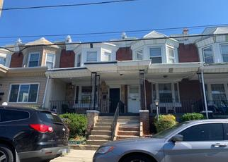 Pre Foreclosure in Philadelphia 19143 LARCHWOOD AVE - Property ID: 1476078970