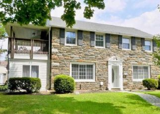 Pre Foreclosure in Drexel Hill 19026 BROOKFIELD RD - Property ID: 1476260722