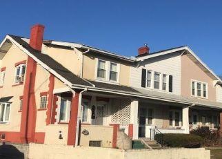 Pre Foreclosure in Allentown 18109 E CEDAR ST - Property ID: 1476439857