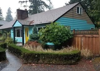 Pre Foreclosure in Lake Oswego 97034 COUNTRY CLUB RD - Property ID: 1476570361