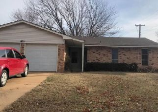 Pre Foreclosure in Guthrie 73044 SOONER CT - Property ID: 1476628169