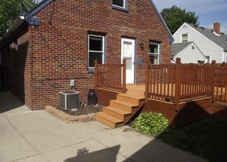 Pre Foreclosure in Toledo 43612 WALKER AVE - Property ID: 1476811243