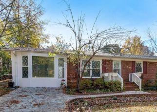 Pre Foreclosure in Lexington 27295 HOMEWOOD LN - Property ID: 1476982501