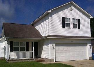 Pre Foreclosure in Fayetteville 28312 BRIDGETON WAY - Property ID: 1477001777