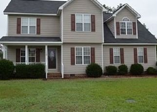 Pre Foreclosure in Raeford 28376 BLUE WATER DR - Property ID: 1477017986