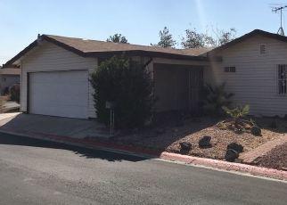 Pre Foreclosure in Las Vegas 89122 PALACIO CT - Property ID: 1477557557