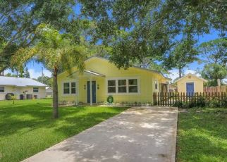 Pre Foreclosure in Palm City 34990 SW HOLLIS AVE - Property ID: 1478276270