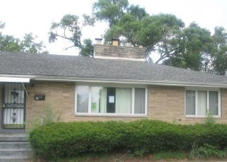 Pre Foreclosure in Gary 46407 LOUISIANA ST - Property ID: 1478492182