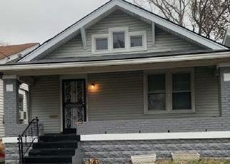 Pre Foreclosure in Louisville 40212 W MUHAMMAD ALI BLVD - Property ID: 1478636732
