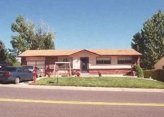 Pre Foreclosure in Arvada 80003 HARLAN ST - Property ID: 1478756739