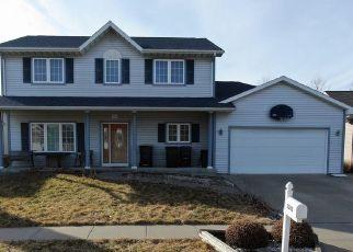 Pre Foreclosure in Iowa City 52240 KRISTIAN ST - Property ID: 1478883298