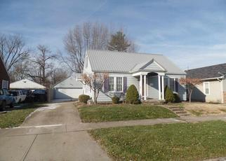 Pre Foreclosure in Jasonville 47438 S LAWTON ST - Property ID: 1478973977