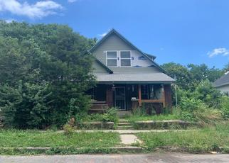 Pre Foreclosure in Indianapolis 46201 N DENNY ST - Property ID: 1479038342