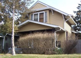 Pre Foreclosure in Indianapolis 46201 N BOSART AVE - Property ID: 1479076451