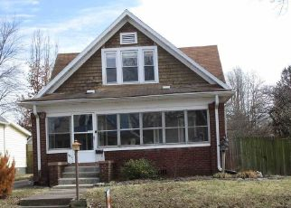 Pre Foreclosure in Sullivan 47882 N FRENCH ST - Property ID: 1479094410