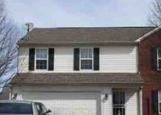 Pre Foreclosure in Indianapolis 46229 BROOK CROSSING CT - Property ID: 1479185954