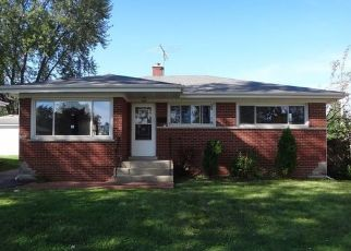 Pre Foreclosure in Chicago Heights 60411 W 29TH ST - Property ID: 1479293690