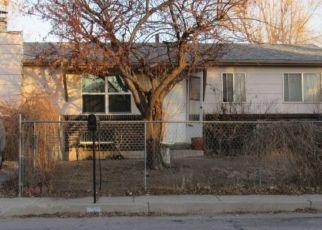 Pre Foreclosure in Fountain 80817 CHERRY CIR - Property ID: 1479702757