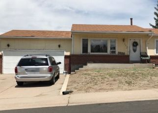 Pre Foreclosure in Castle Rock 80104 VALHALLA ST - Property ID: 1479764509