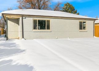 Pre Foreclosure in Denver 80207 KEARNEY ST - Property ID: 1479783339