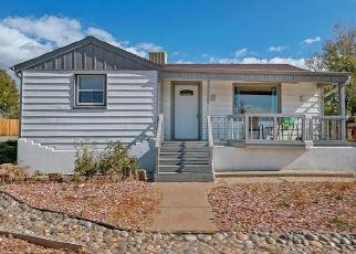 Pre Foreclosure in Denver 80219 S ZENOBIA ST - Property ID: 1479785982