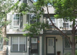 Pre Foreclosure in Littleton 80122 S FILLMORE CIR - Property ID: 1479895462