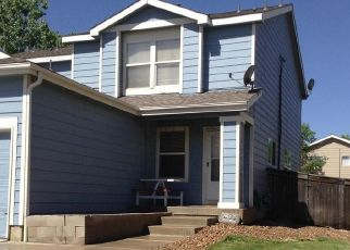 Pre Foreclosure in Brighton 80601 MOCKINGBIRD ST - Property ID: 1479910350