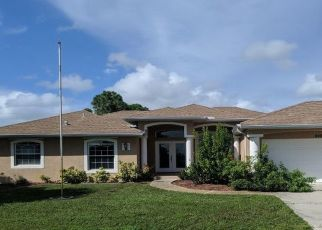 Pre Foreclosure in Port Charlotte 33981 MIAMI CIR - Property ID: 1479984371