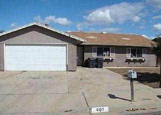Pre Foreclosure in Santa Maria 93458 W HARDING AVE - Property ID: 1480036493