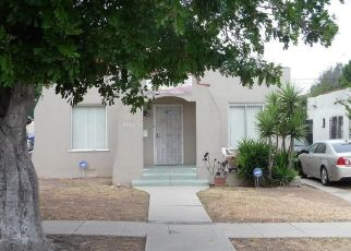 Pre Foreclosure in Los Angeles 90047 HAAS AVE - Property ID: 1480079859