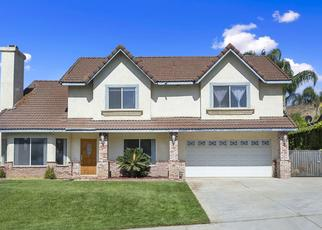 Pre Foreclosure in Riverside 92509 PINNACLE ST - Property ID: 1480091685