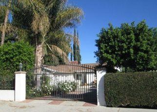 Pre Foreclosure in Winnetka 91306 OAKDALE AVE - Property ID: 1480143354