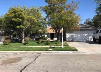 Pre Foreclosure in Lancaster 93534 SAIGON AVE - Property ID: 1480170509