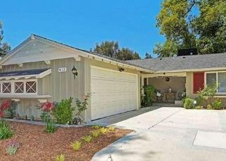Pre Foreclosure in Woodland Hills 91364 TOPANGA CANYON BLVD - Property ID: 1480172256