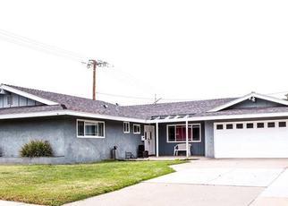Pre Foreclosure in Corona 92882 W MONTEREY RD - Property ID: 1480207743