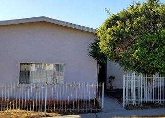Pre Foreclosure in San Diego 92114 S EUCLID AVE - Property ID: 1480255476