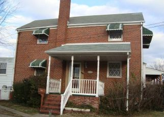 Pre Foreclosure in Dundalk 21222 CRESTON RD - Property ID: 1480524845
