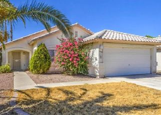 Pre Foreclosure in Goodyear 85338 W MESQUITE DR - Property ID: 1480568184