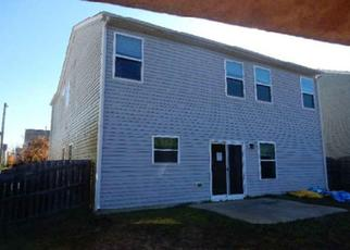 Pre Foreclosure in Raleigh 27610 AMISTAD LN - Property ID: 1481227787