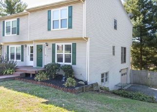 Pre Foreclosure in Christiansburg 24073 CHEROKEE DR - Property ID: 1481267190