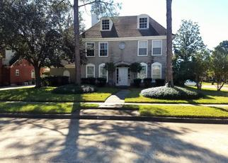 Pre Foreclosure in Houston 77095 RAINBOW LAKE RD - Property ID: 1481533934