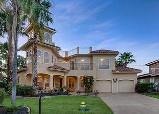 Pre Foreclosure in Seabrook 77586 VILLA DR - Property ID: 1481542238