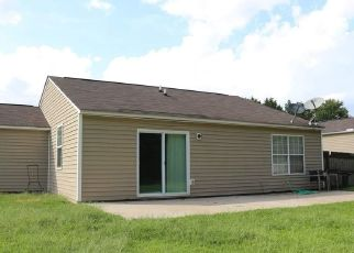 Pre Foreclosure in Simpsonville 29681 BARNYARD WAY - Property ID: 1481742846