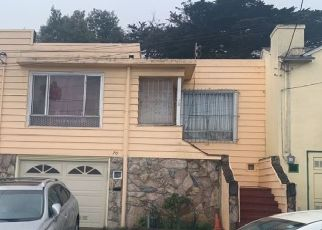 Pre Foreclosure in San Francisco 94134 W VIEW AVE - Property ID: 1481938613