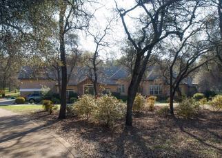 Pre Foreclosure in Loomis 95650 BLACKBERRY LN - Property ID: 1482021385